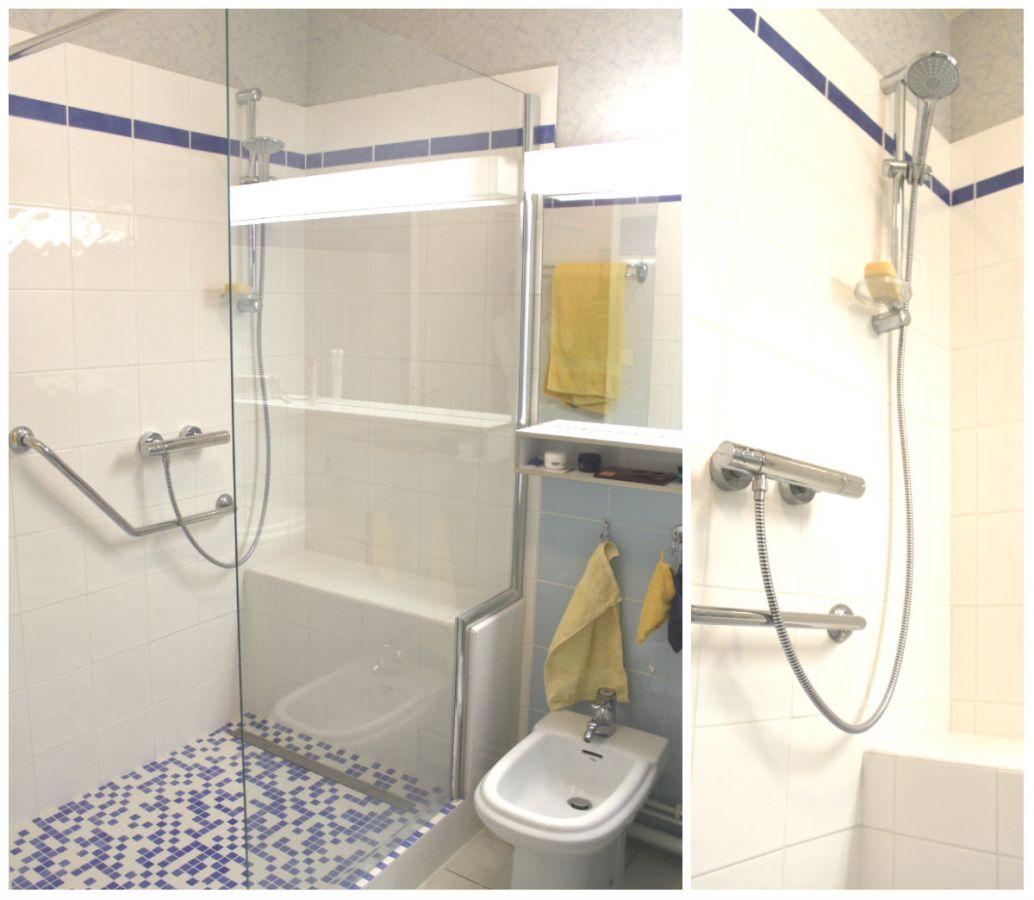 Cr ation am nagement d coration de salle de bain - Salle de bain maison de retraite ...